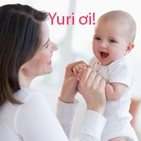 Dạy con thông minh như người Nhật (4-6 tháng)