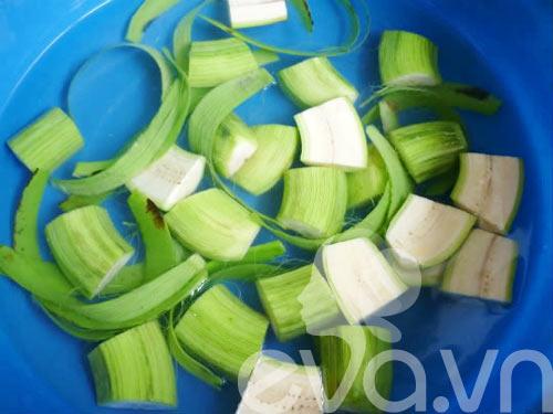 Ốc nấu chuối đậu ngon miễn chê - 2