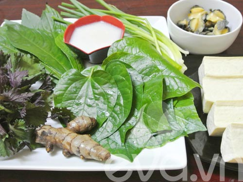 Ốc nấu chuối đậu ngon miễn chê - 1