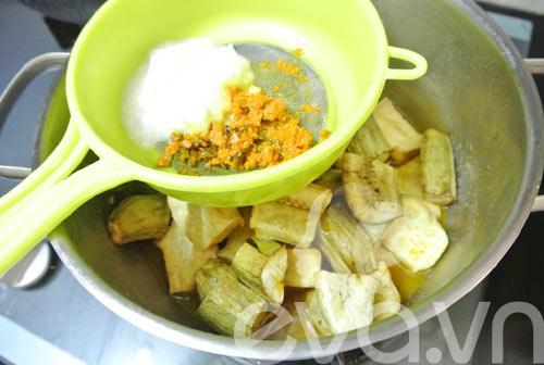 Ốc nấu chuối đậu ngon miễn chê - 5