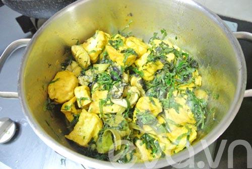 Ốc nấu chuối đậu ngon miễn chê - 8