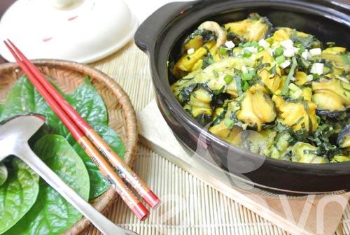 Ốc nấu chuối đậu ngon miễn chê - 9
