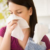 Bà bầu bị sổ mũi, chữa trị thế nào?