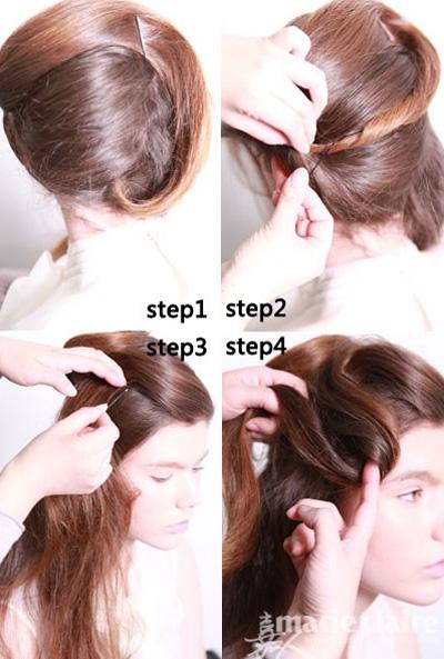 Xinh bất ngờ với 6 kiểu tóc lạ mắt - 2