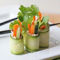 Tự làm sushi 'bí ngồi' cực đỉnh