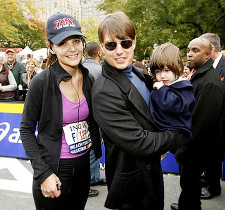 Chuyện tình cổ tích của Tom Cruise - Katies Holmes - 6