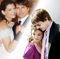 Chuyện tình cổ tích của Tom Cruise - Katies Holmes