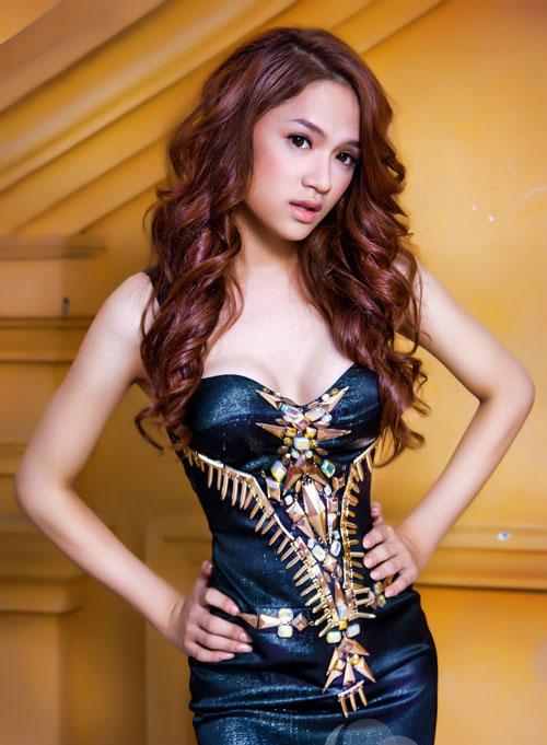huong giang idol khao khat duoc lam me - 1
