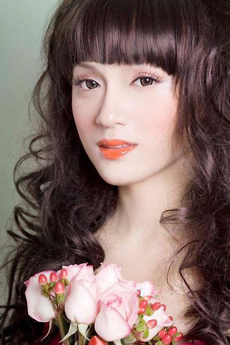 huong giang idol khao khat duoc lam me - 2