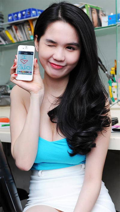 """hh diem huong khoe """"nguoi yeu"""" - 13"""