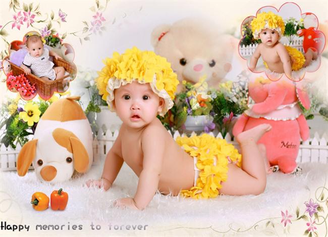 Bông xinh có tên thật là Trương Thanh Thảo nè. Nhìn sơ sơ đã thấy bé xinh như hoa rồi.