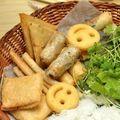 Bếp Eva - Đi ăn nem giòn phố Nhà Chung