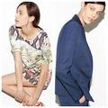 """Thời trang - Zara Tháng Tư 2013: """"Càng đơn giản càng đẹp"""""""