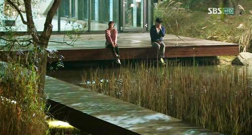 "ngam biet thu mien che trong phim ""secret garden"" - 2"