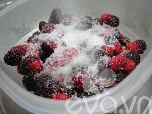 Giải khát với nước dâu tằm mùa nắng - 4