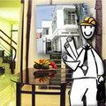 Nhà đẹp - Chàng rể thiết kế nhà Mỹ Tho cho nhà vợ