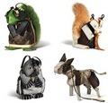 Thời trang - Chiêm ngưỡng 'Vườn thú huyền thoại' của Louis Vuitton