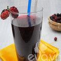 Bếp Eva - Giải khát với nước dâu tằm mùa nắng