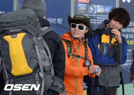 kim hyun joong, eunhyuk tren duong den vn - 5