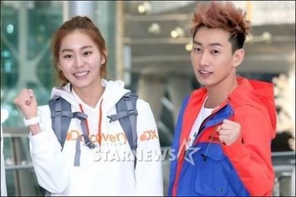 kim hyun joong, eunhyuk tren duong den vn - 8