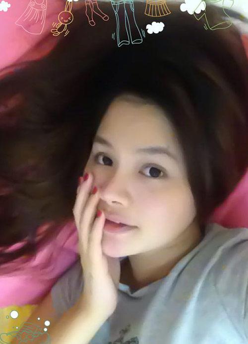 vu thu phuong lam day thang cho con gai - 7