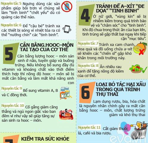 top 10 nguyen tac de nhanh co bau - 2
