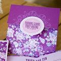 Thời trang - Xu hướng thiệp cưới 2013