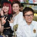 Làng sao - Chị em Thiều Bảo Trang theo sát Phương Uyên