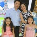 Làng sao - Mỹ Lệ: Chồng nghiêm khắc với con hơn tôi