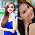 Làm đẹp - Chấm điểm màu tóc Ngọc Trinh - Angela Phương Trinh