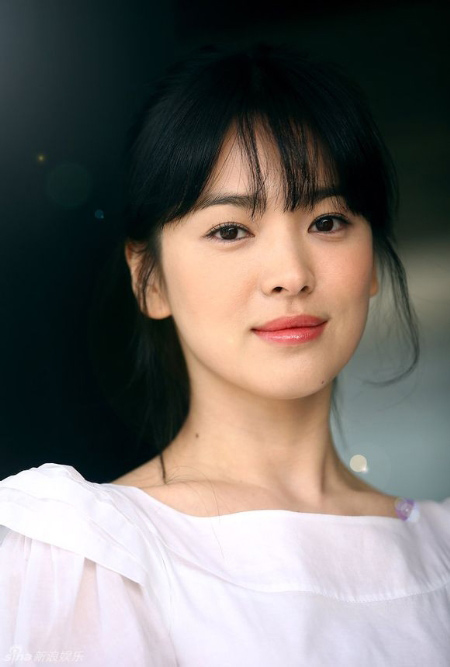 ve dep thien than ngoc nu song hye kyo - 1
