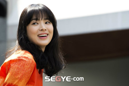 ve dep thien than ngoc nu song hye kyo - 10