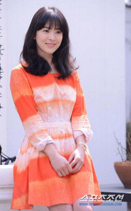 ve dep thien than ngoc nu song hye kyo - 11
