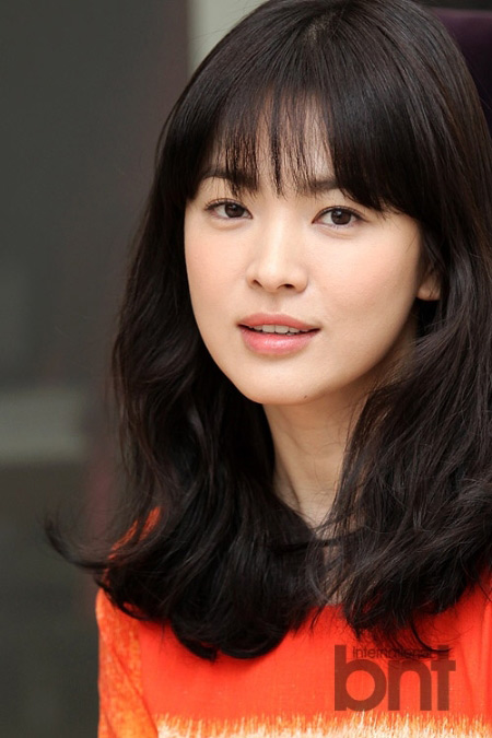 ve dep thien than ngoc nu song hye kyo - 15