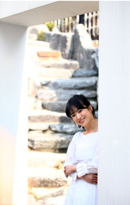 ve dep thien than ngoc nu song hye kyo - 2