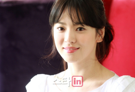 ve dep thien than ngoc nu song hye kyo - 3