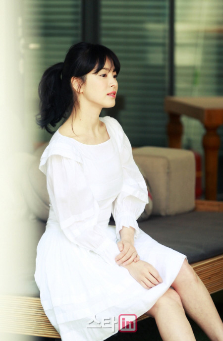 ve dep thien than ngoc nu song hye kyo - 4