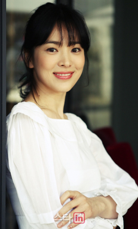 ve dep thien than ngoc nu song hye kyo - 6