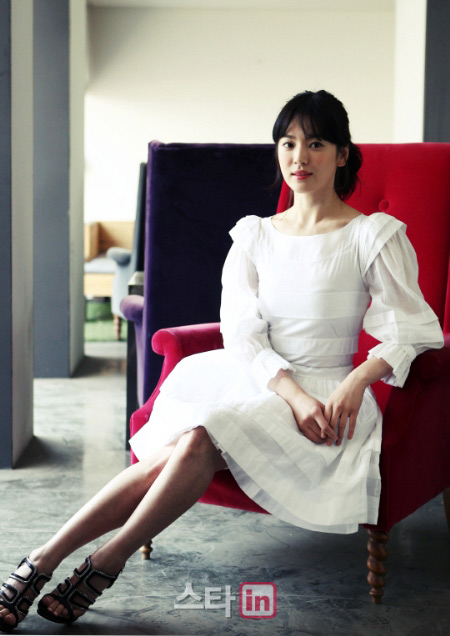 ve dep thien than ngoc nu song hye kyo - 7