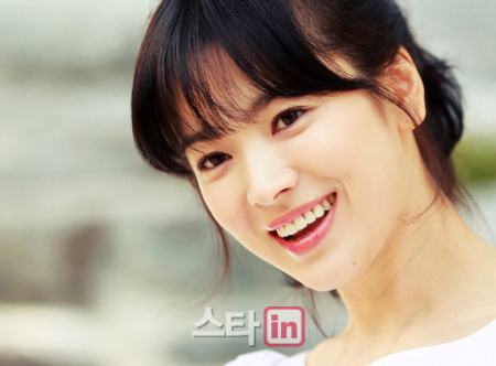 ve dep thien than ngoc nu song hye kyo - 8