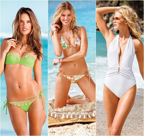 bikini victoria secret 'thieu dot he 2013 - 2