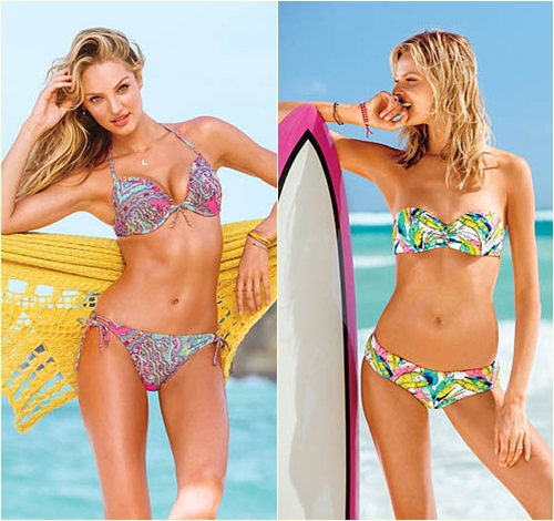 bikini victoria secret 'thieu dot he 2013 - 16