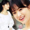 Làng sao - Vẻ đẹp thiên thần ngọc nữ Song Hye Kyo