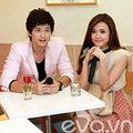 Làng sao - Midu dịu dàng bên hot boy Huỳnh Anh