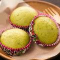 Bếp Eva - Bánh trà xanh hấp kiểu Nhật