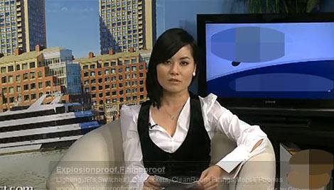 Vợ Đan Trường còn là MC duyên dáng - 1