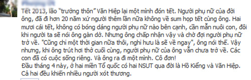 "nghe si cac mien khoc ""truong thon"" van hiep - 7"
