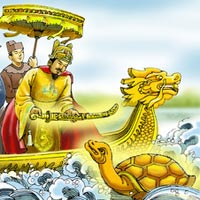 Truyện cổ tích: Sự tích Hồ Gươm