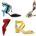 Thời trang - 20 giày gót thấp 'siêu năng động' cho mùa hè