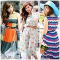 Thời trang - Eva đẹp: Cô chủ shop 'mê mệt' váy maxi